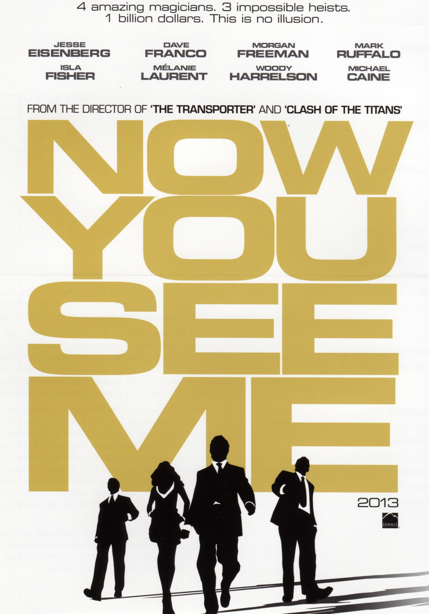 See me Now See me no More Movie Review 'now You See Me'