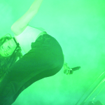 Songstress Lorde showcased her performing skills at Music Midtown