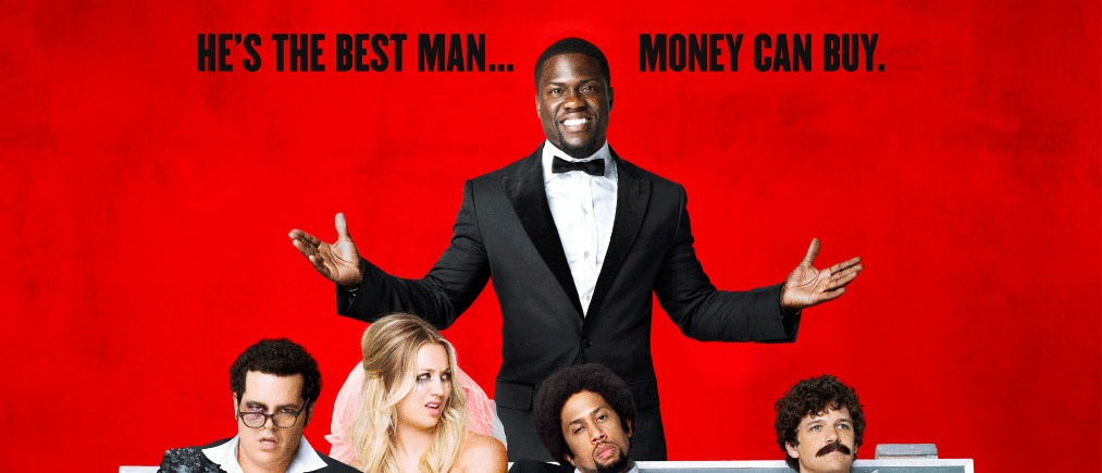 "... – films to choose from, ""The Wedding Ringer"" is one of them"