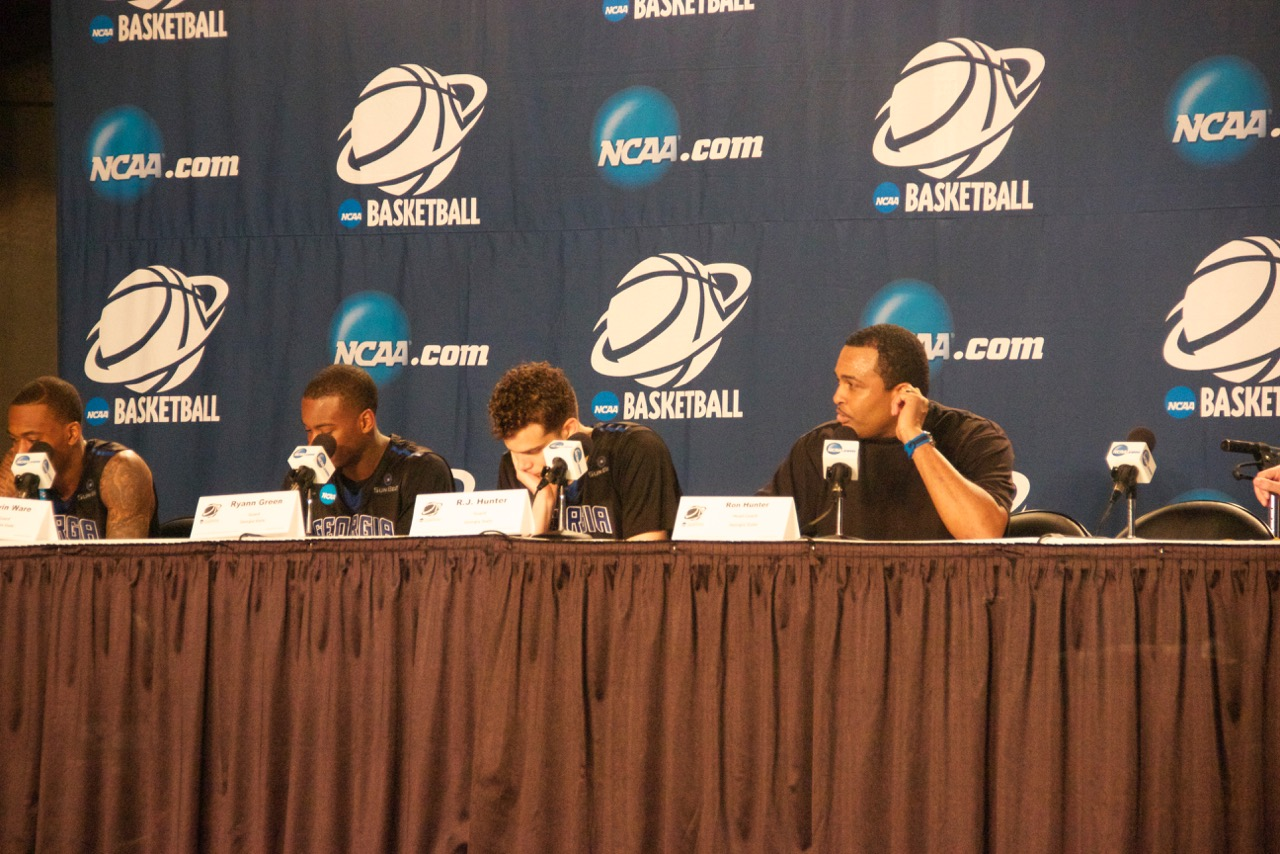 Men's basketball panel