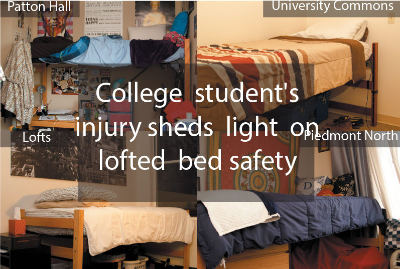 College Student S Injury Sheds Light On Lofted Bed Safety